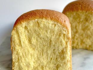 Orange Noisette Butter Sourdough Sandwich Loaf