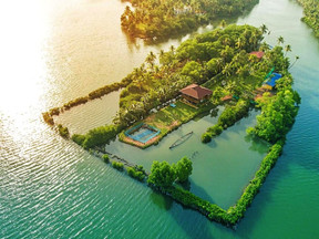 Book This Stunning Private Island In Kerala Backwaters At Just ₹13K For A Secluded Getaway