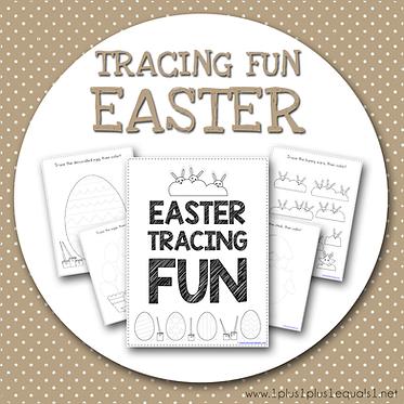 Tracing Fun ~ EASTER