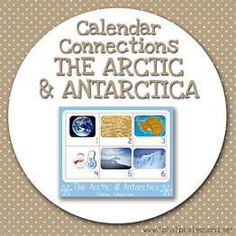 Calendar Connections ARCTIC AND ANTARCTI