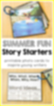 Summer Fun Story Starters Printables.jpg