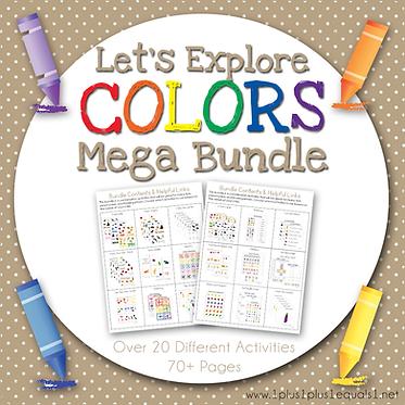 Fun with Colors Mega Bundle