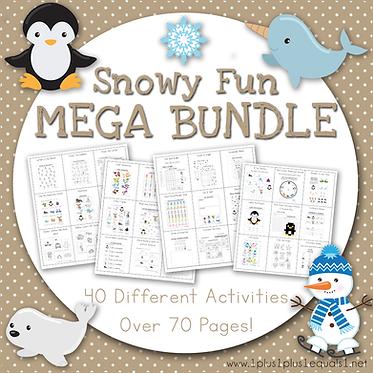 Snowy Fun Mega Bundle