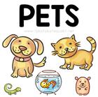 Pet Theme Printables and Ideas
