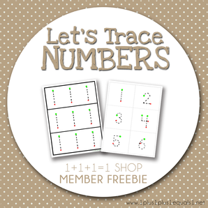 Let's Trace Numbers