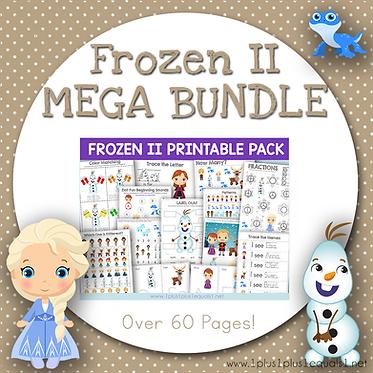 Frozen II Mega Bundle