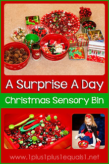 A Surprise a Day Christmas Sensory Bin.j