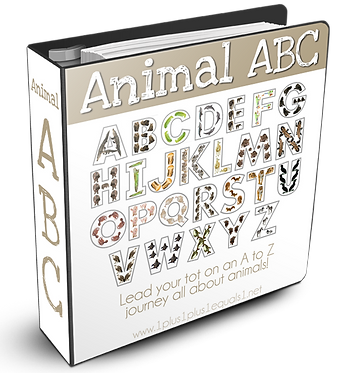 Animal ABC Bundle