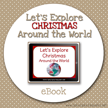 Let's Explore Christmas Around the World eBook