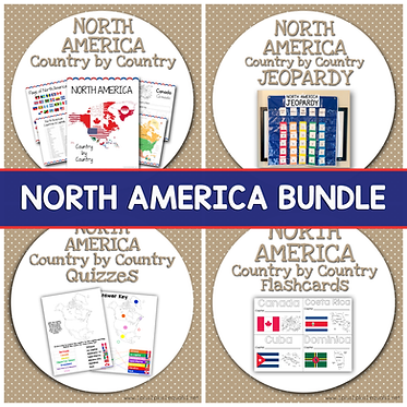 NORTH AMERICA Bundle