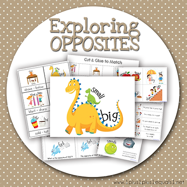 Exploring Opposites Bundle