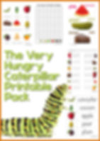 The Very Hungry Caterpillar Printables.j