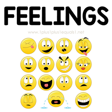 Feelings Theme Printables and Ideas for