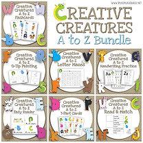 Creative Creatures A to Z Bundle.jpg