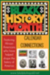 Black History Calendar Connections Print