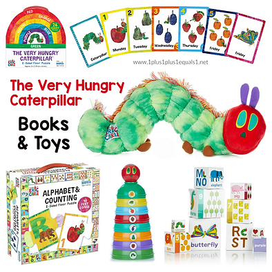 Very Hungry Caterpillar Books and Toys.p