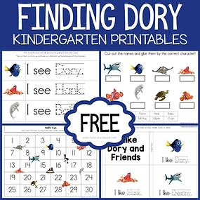 Finding Dory Kindergarten Printables.png