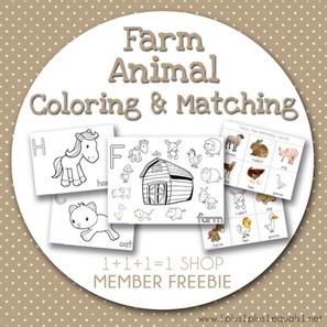 Farm Animal Fun