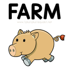 FARM Theme Printables and Ideas for Kids