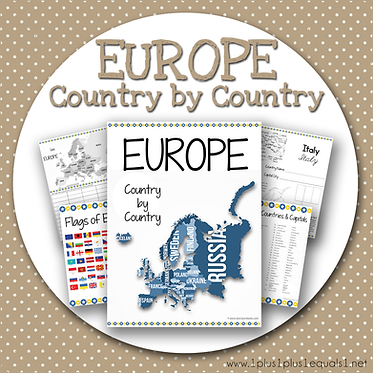 GROUP USE: EUROPE Country by Country
