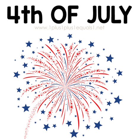 4th of July Printables and Ideas