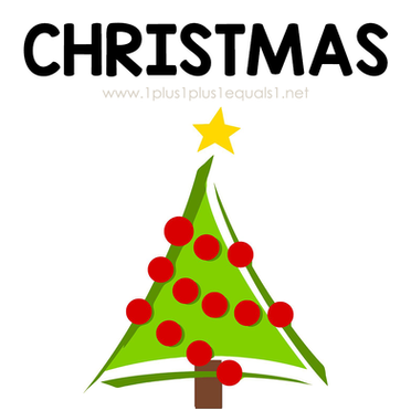 Christmas Theme Printables and Ideas for