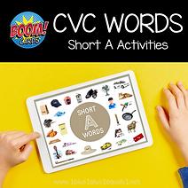 BOOM CVC Words Short A Activities (1).png