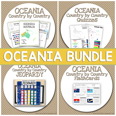 Oceania Bundle