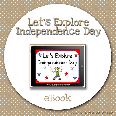 Let's Explore Independence Day eBook