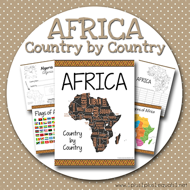GROUP USE: AFRICA Country by Country