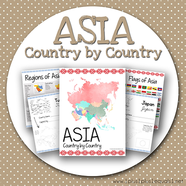 ASIA Country by Country
