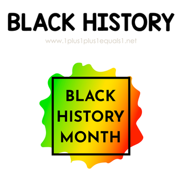 Black History Printables and Ideas for K
