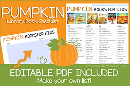 Pumpkin Books Editable Book Checklist.pn