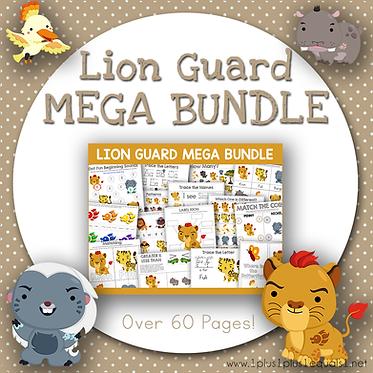 Lion Guard Mega Bundle