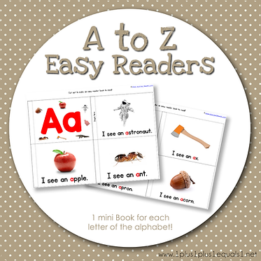 Easy Readers A to Z