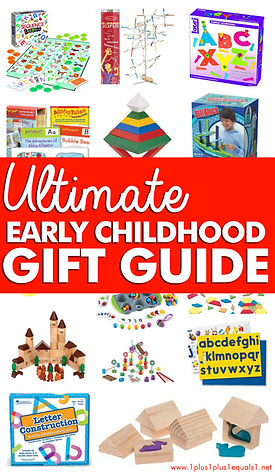 Ultimate Early Childhood Christmas Gift