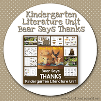 Kindergarten Literature Unit Bear Says Thanks.png