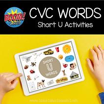 BOOM CVC Words Short U Activities .png