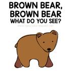 Brown Bear Theme Printables and Ideas fo