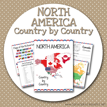 GROUP USE: NORTH AMERICA Country by Country
