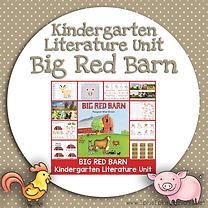Kindergarten Literature Unit Big Red Barn.png