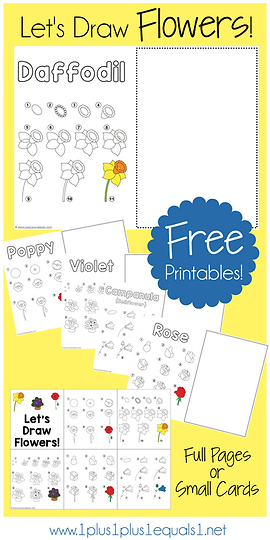 Let's Draw Flowers - Free Printables.png