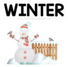 Winter Theme Printables and Ideas for Ki