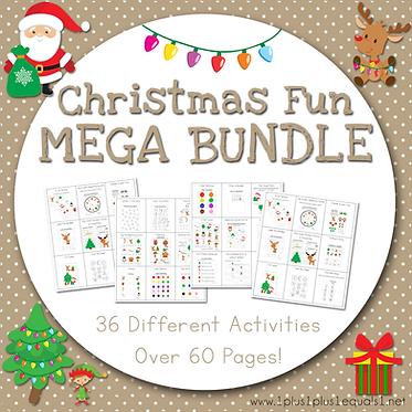 Christmas Fun Mega Bundle