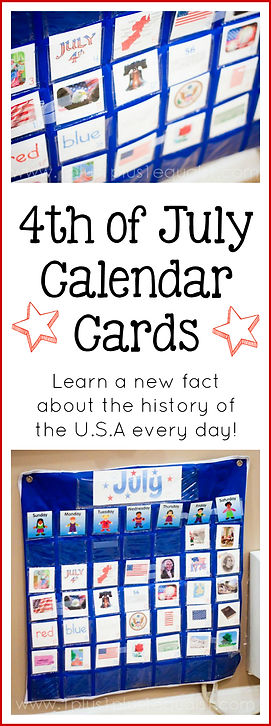 Free 4th of July Calendar Connections Ca