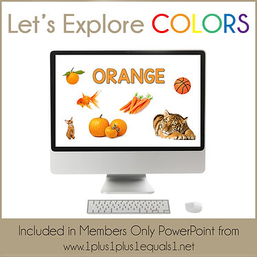 Fun with Colors PowerPoint Show
