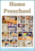 Home Preschool A to Z from www.1plus1plu