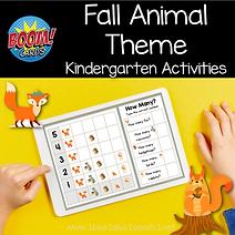 BOOM Fall Animal Theme Kindergarten Activities  .png