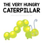 Very Hungry Caterpillar Theme Printables