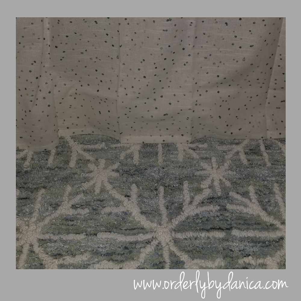 Holiday Bath Mat & Shower Curtain